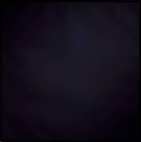 Ad Reinhardt - Abstract Painting no 5