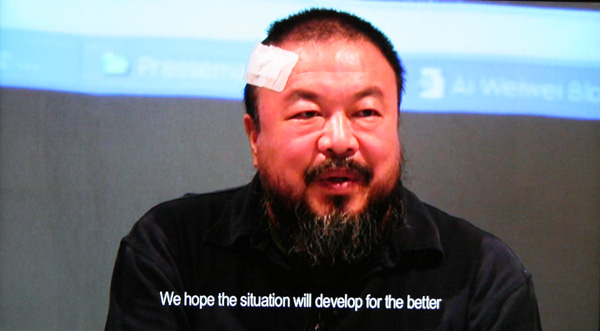 Ai Weiwei - So Sorry - Video