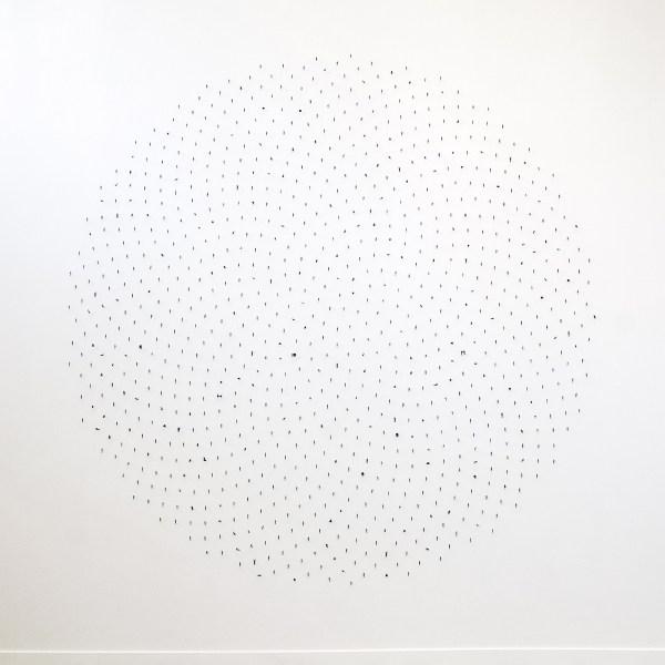 Anita Groener - Status Quo - 310cm 1597 papieren siljouetten en spelden