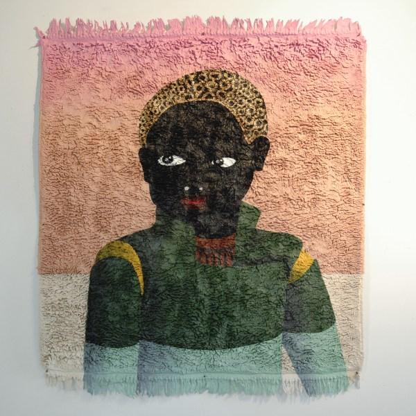 Anne Forest - Imrich - 87x75cm Acrylverf op tapijt