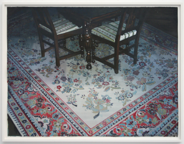 Arjan van Helmond - Receptionroom #3 (Carpet) - 113x150cm