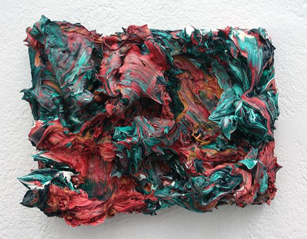 Arno Mertens - Collectors Item After Unexpected Death - Olieverf op doek