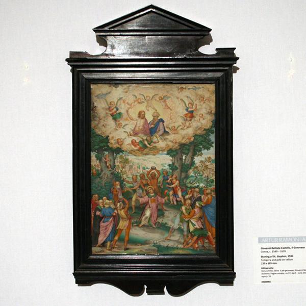 Artur Ramon Art - Giovanni Battista Castello, Il Genovese