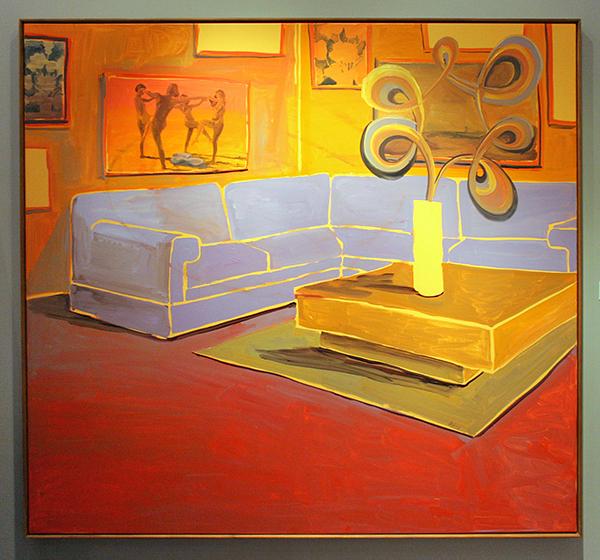 Bergarde Galleries - Anton Henning