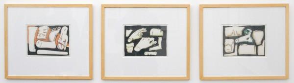 Bernard Jordan Galerie - Paul van der Eerden