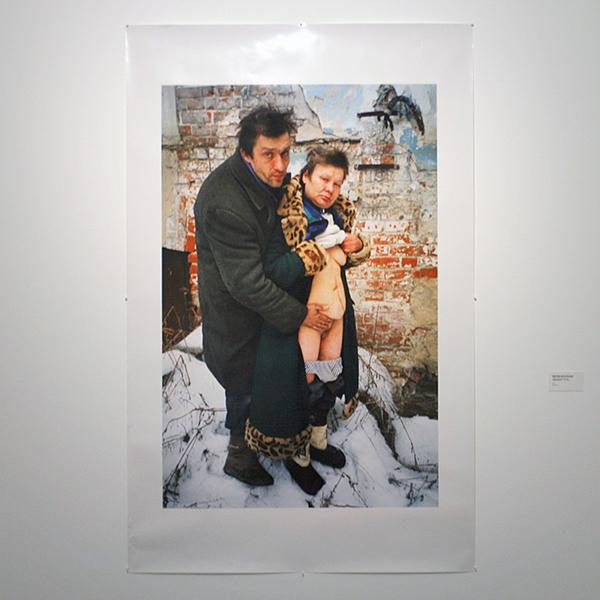 Boris Mikhailov - Zonder Titel - Kleurenfoto 2000