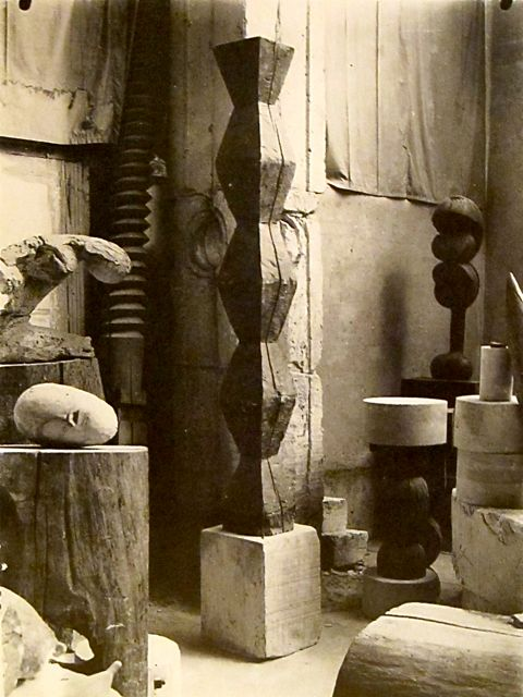 Brancusi - Endless - Column - 1922