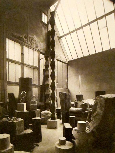 Brancusi - Studio 1925