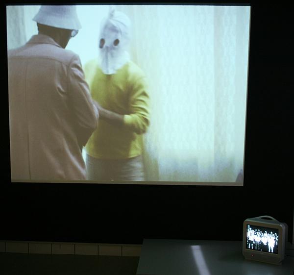 Christoph Draeger - Black September - 14,30minuten Video-installatie