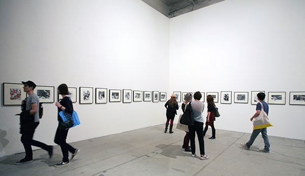 Christopher Williams, exhibition view