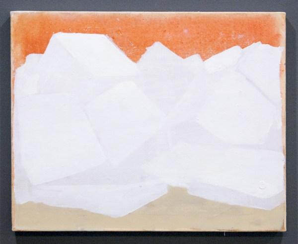 Ciaran Murphy - Cuboids - 40x50cm Olieverf op canvas