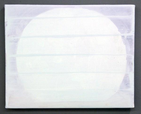 Ciaran Murphy - L-2 (Model) - 40x50cm Olieverf op papier
