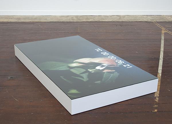 Colin Snapp - Screen Shot - 114x200x15cm C-print 2013
