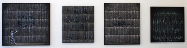 Cornelius Quabeck - Diversen - Acrylverf op canvas