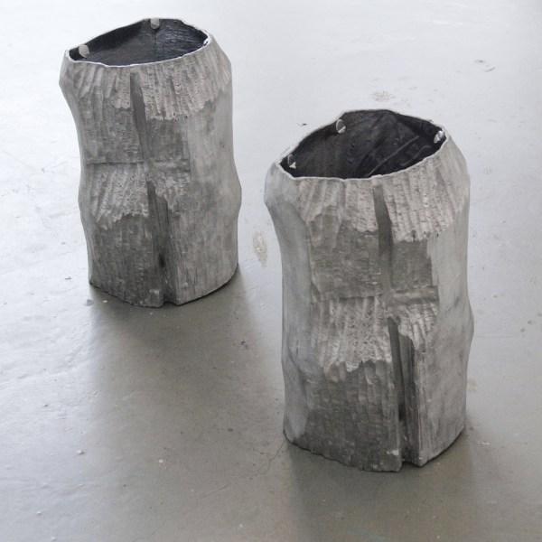 Maarten van Roy - onbekende titel - Aluminium (?)
