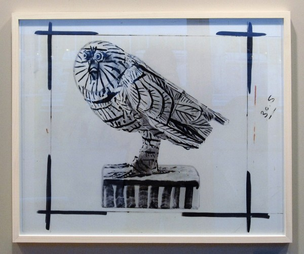 Danielle van Ark - (Picasso) - Cprint, oplage 50 (€700,-)