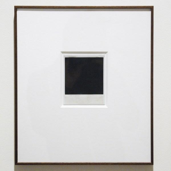 Dario D'Aronco - 1999 hirayama - Polaroid