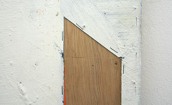 Dave Meijer - Zonder Titel - 140x83cm Olieverf op doek en paneel (detail)