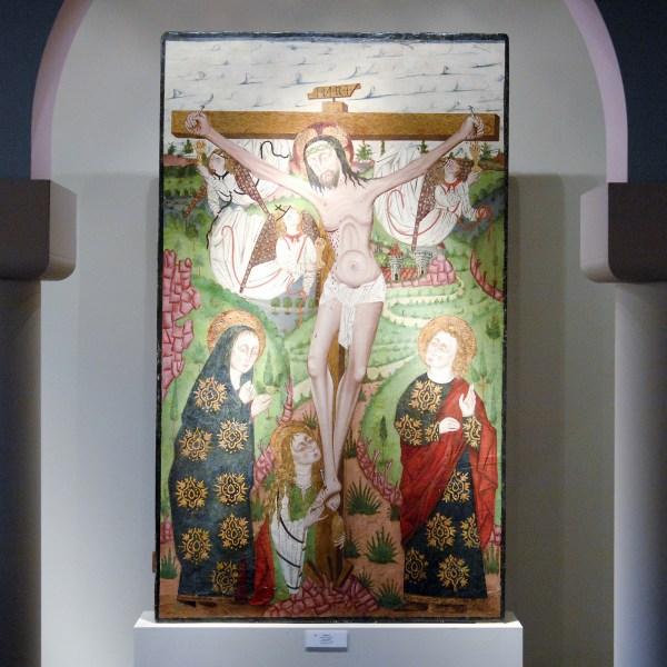 De Backer Medieval Art - 1ste helft 15e eeuw Donaugebied