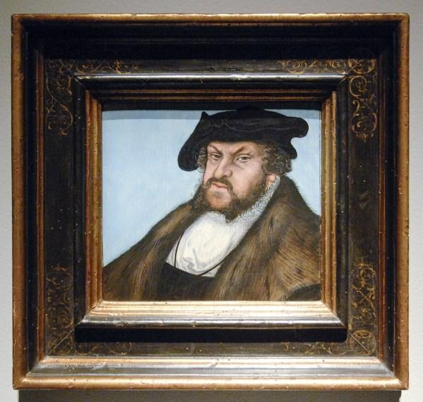 De Jonckheere - Lucas Cranach de Oude