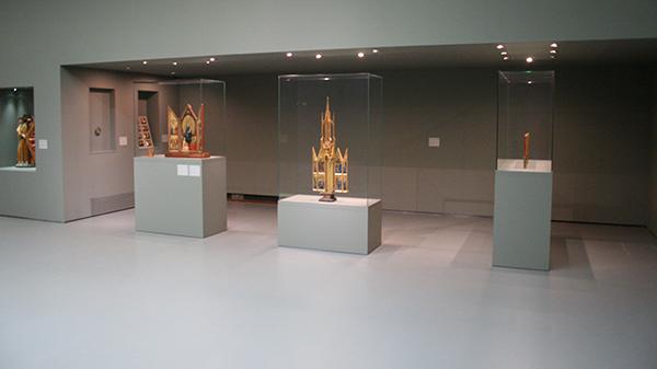 De Weg naar Jan Van Eyck overzicht
