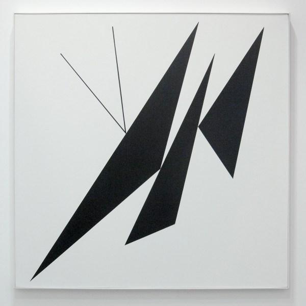 Denise Rene Galerie - Genevieve Claisse