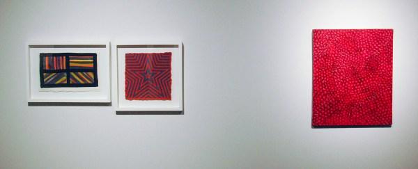 Dep Art - Sol LeWitt & Yayoi Kusama