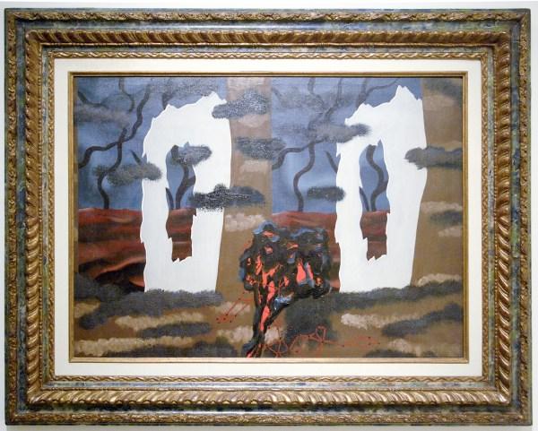 Dickinson - Rene Magritte