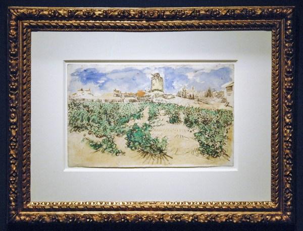 Dickinson - Vincent van Gogh