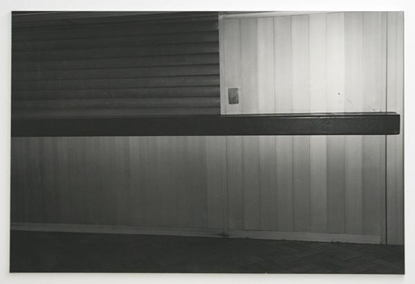 Dirk Braeckman - BC-BX-01 - 120x180cm Foto op aluminium