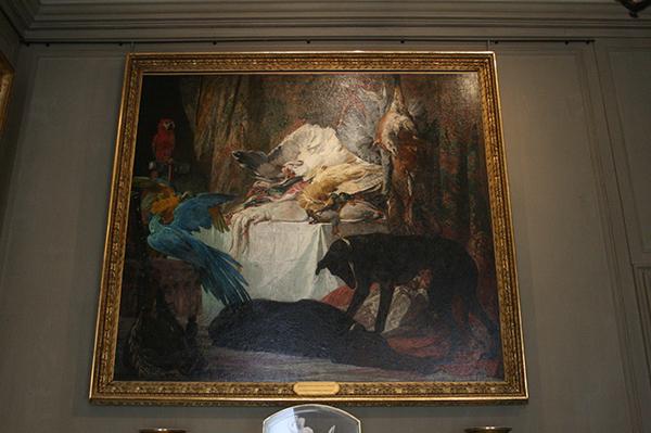 Don du Baron Alain et du Baron Elie de Rothschild