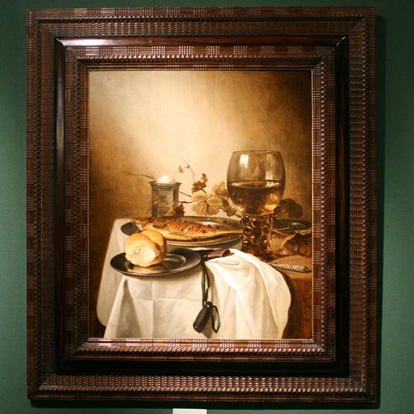 Dr A Wieg Fine Art - Pieter Claesz