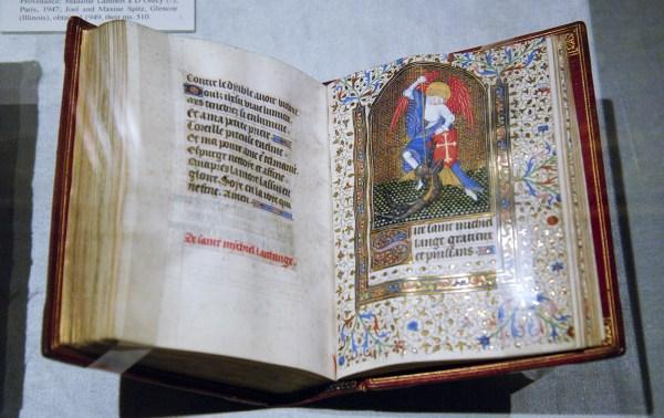 Dr Jorn Gunther Rare Books - Getijenboek, circa 1415-1420 Troyes