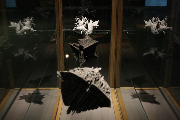 Driessens & Verstappen - Accretor - Drie unieke 3D-prints