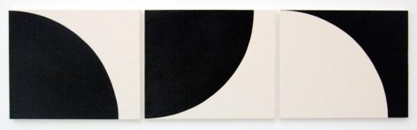 Elvire Bonduelle - Rotating Painting nr 26 - elk 55x46cm Verf op canvas