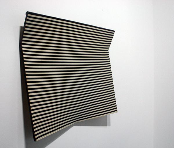 Enrico Castellani - Zonder Titel - Kunststof