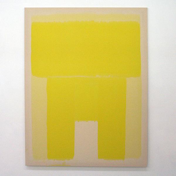 Fiona Mackay - Monument - 175x135cm Batik op canvas
