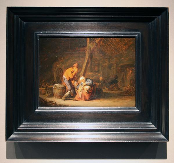 Floris van Wanroij Fine Art - Adriaen van Ostade