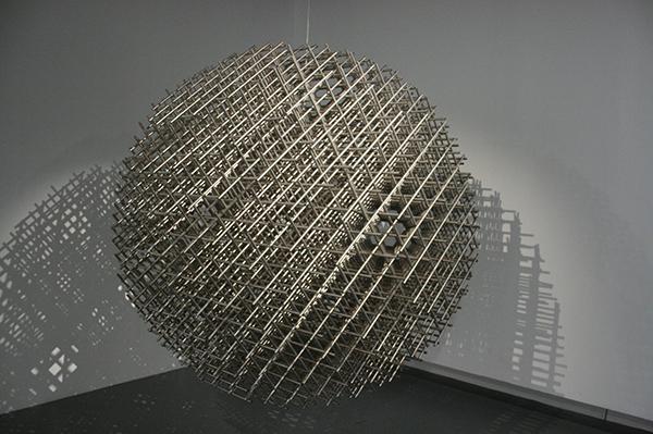 Francois Morellet - Sphere-Trame