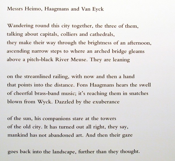 Frans Bude - Messrs Heimo, Haagmans and Van Eyck