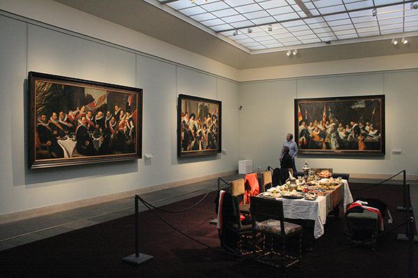 Frans Hals overzicht