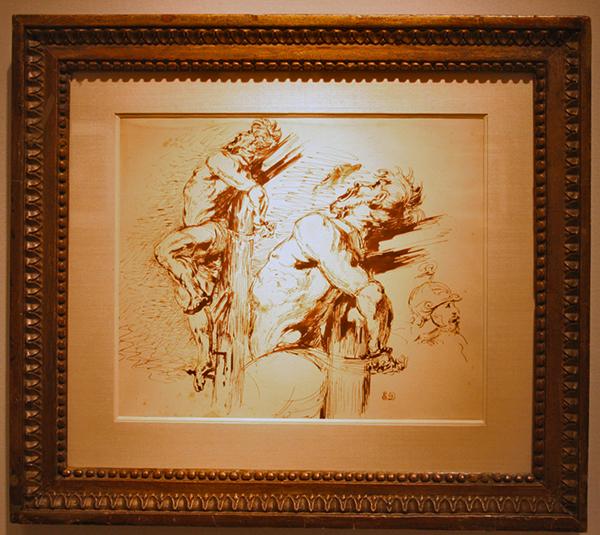 Galerie Beres - Eugene Delacroix