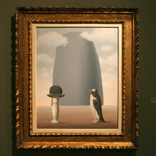 Galerie Hopkins - Rene Magritte