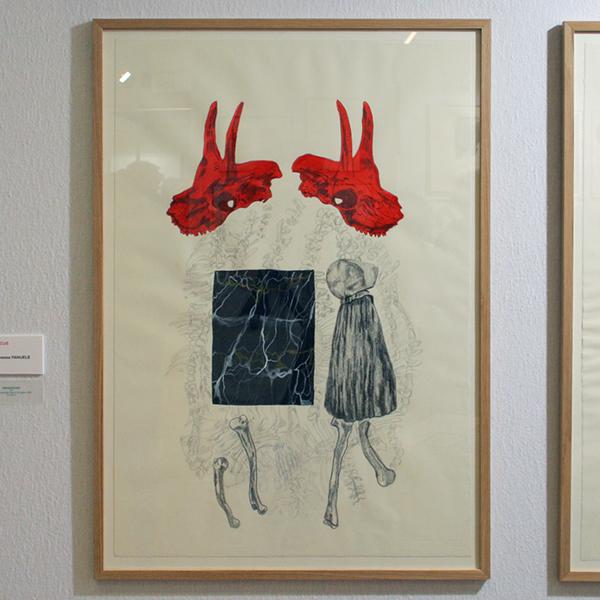 Galerie Lucie Weill & Seligmann - Vanessa Fanuele