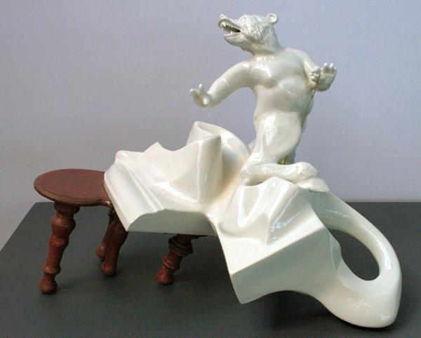 Galerie Terra Delft - Louise Hindsgavi