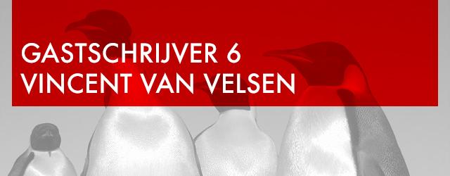 [Vandaag is de gastschrijver Vincent van Velsen. Een criticus die niet alleen voor bekende platformen schrijft zoals Metropolis M enVolume (architectuur), maar ook een van de oprichters is van DutchArtToday. […]