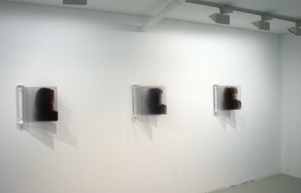 Ger van Elk - Portrait - As is, as was - 44x45x24cm C-print op Duracleafilm tussen plexiglas overzicht