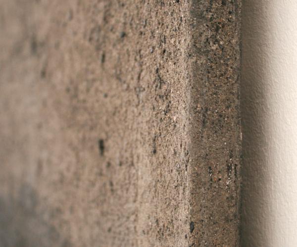 Gerda van de Weem - No Title - As en heavy gel op linnen (detail)