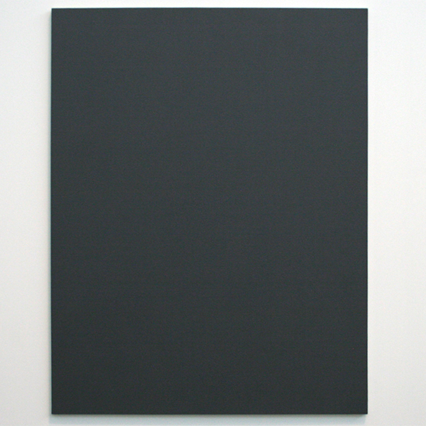 Gerhard Richter - Grey - Olieverf op canvas
