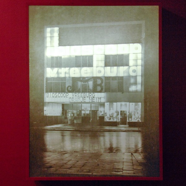 Gerrit Rietveld - Bioscoop Vredenburg